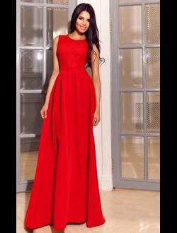 e878fe5f717 Купить длинное платье с гипюром Украина