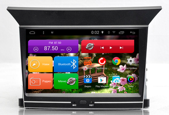 "Автомагнитола MegaZvuk Т8-3706 Honda Pilot II (2006-2015) на Android 8.1 Octa-Core (8 ядер) 7"" Full Touch"