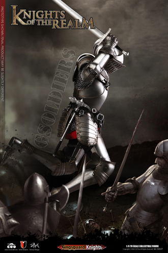 Рыцарь ФИГУРКА 1/6 scale figure SERIES OF EMPIRES KNIGHTS OF THE REALM KINGSGUARD SE037 COOMODEL