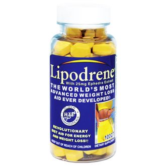 Lipodrene  (Hi-Tech Pharmaceuticals) 100 таб