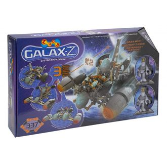 Конструктор ZOOB 16010 GALAXY - Z Star Explorer