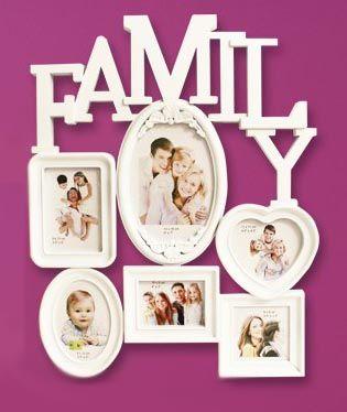 рамки для фотографий семейные