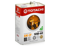 Totachi Eco Gasoline Semi-Synthetic SM/CF 10W-40, 4л