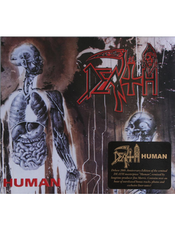 Death Human 2-CD Deluxe