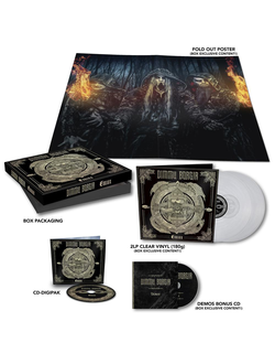 DIMMU BORGIR Eonian DELUXE BOX SET