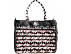 Сумка для мамы Ju-Ju-Be Super Be Hello Kitty Dots and Stripes