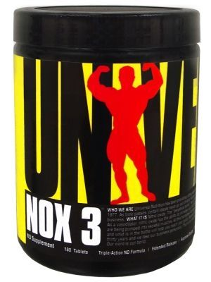 NOX3 Universal Nutrition 180 капсул
