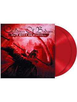 Children of Bodom - Hate Crew Deathroll 2-LP RED