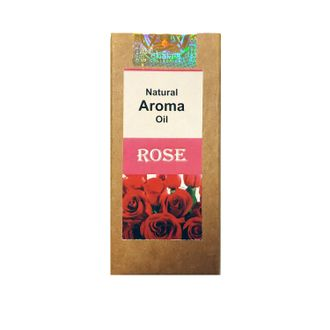 Natural Aroma Oil ROSE (Натуральное ароматическое масло Роза)