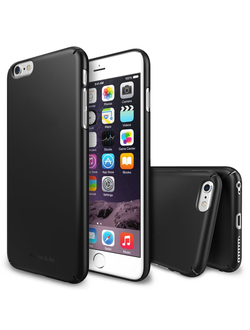 Чехол на Apple iPhone 6 Plus, Ringke серия Slim, цвет черный (Black)