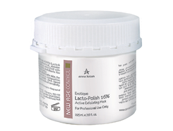 Lacto polish active exfoliating mask 225ml