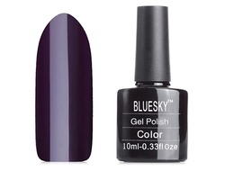 Гель-лак Shellac Bluesky №80559/09956 Dark Dahlia, 10мл.