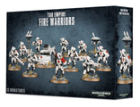 Warhammer: Tau Empire Fire Warriors