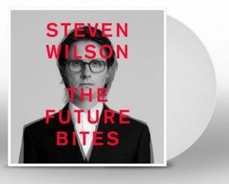 Steven Wilson - THE FUTURE BITES LP white