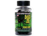 Black Spider 25, 100 капсул