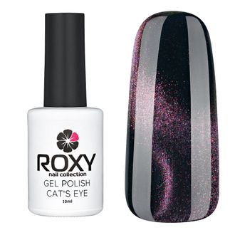 ГЕЛЬ-ЛАК ROXY NAIL COLLECTION 3D CAT'S EYE 198-ЭЙФОРИЯ (10 ML)