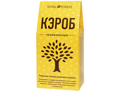 Кэроб необжаренный, 200г (Royal forest)