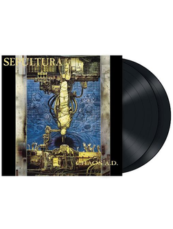 Sepultura Chaos A.D.  2LP Expanded Edition