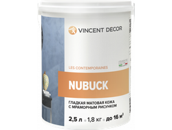 Vincent decor Nubuck