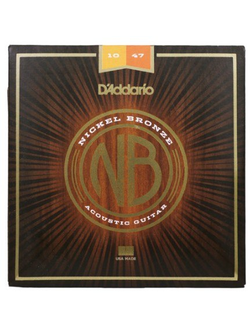 D`ADDARIO NB1047 Nickel Bronze