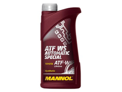 Трансм. масло Mannol  AutoMatic Special ATF WS  1л