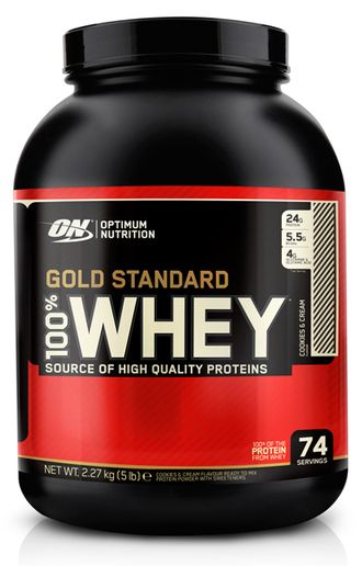 Whey Gold Standard (Optimum Nutrition) 2270 гр.