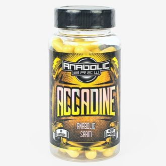 Accadine 90 капсул по 5 мг