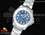 Yacht-Master 116622 ARF 1:1 Best Edition Blue Dial