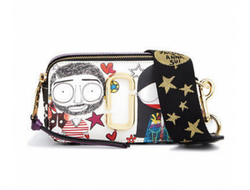 MARC JACOBS X ANNA SUI Snapshot Small Camera Bag