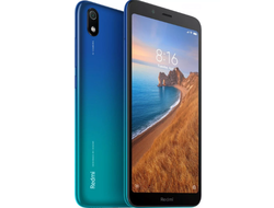 Смартфон Xiaomi Redmi 7A 2/32GB Синий изумруд EU GLOBAL VERSION (M1903C3EG)