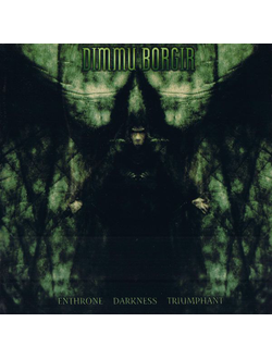 DIMMU BORGIR Enthrone Darkness Triumphan CD