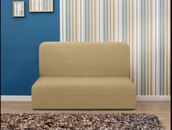 Чехлы на 3-х местные диваны без подлокотников испанского производства