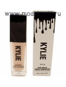 Тональный крем Kylie Stay Matte Liquid Foundation SPF30