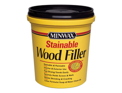 Minwax Stainable Wood Filler шпатлевка для дерева