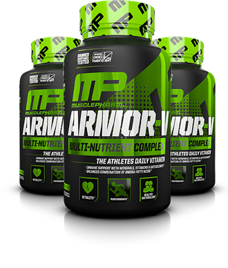 Muscle Pharm Armor-V 180 капсул