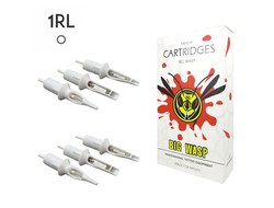"1RL/0,30 mm - Round Liner ""BIG-WASP"" (STANDARD WHITE)"
