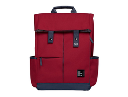 Влагозащищенный Рюкзак Xiaomi 90 Points Vibrant College Casual Backpack (Red)