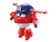 Super Wings Трансформер Джетт 12 см (команда Полиции), EU730231