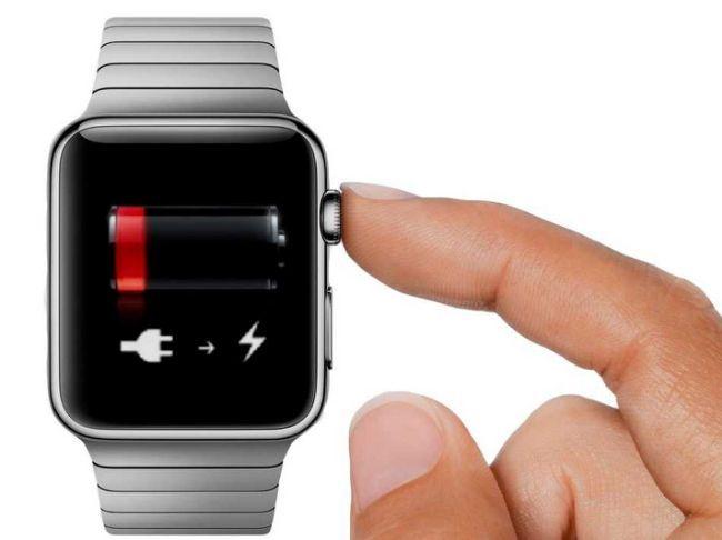 16 простых способов продлить время работы Apple Watch