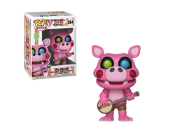 Купить Фигурку Funko Pop Фанко Поп Vinyl: Books: FNAF Pizza: Pigpatch