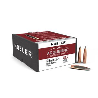 6.5mm 129gr AccuBond® LR Bullet (100ct)