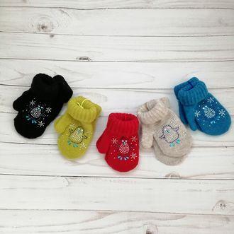 Варежки для малышей (Артикул 2011)