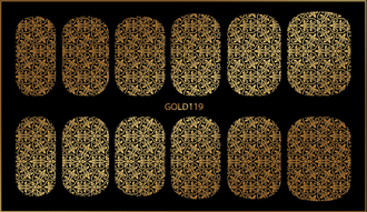 № GOLD119