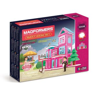 Конструктор Magformers Sweet House Set
