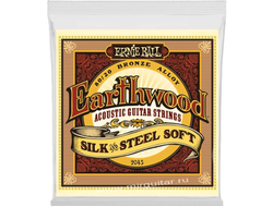 Ernie Ball P02045 Earthwood Silk & Steel Soft (11-52)