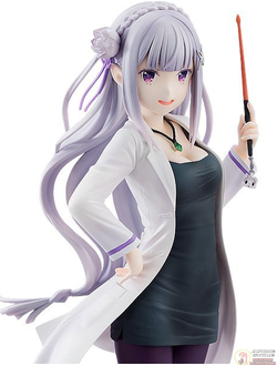 Фигурка 1/7 Эмилия (Emilia High School Teacher ver.)