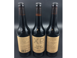 Фото пива XP Brew Average Ginger Bear Milk Oat Stout екатеринбург
