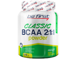 BCAA 2:1:1 Classic Powder Be First 200 г