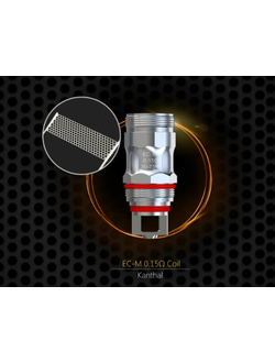 Испаритель Eleaf EC-M 0.15ohm(iJust 2/ijust S/ECM Kit) - цена за упаковку 5шт