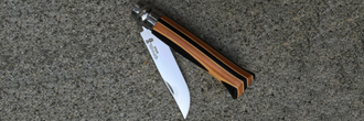 Нож Opinel №8 Limited edition Ebony-Boxwood-Rosewood